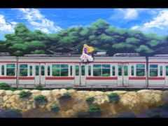 yukari, anime, yakumo