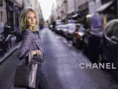 chanel, мешок, diane
