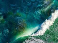 природа, ocean, волна