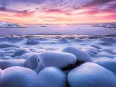 шапка, песочница, лед