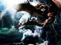 dragons, дракон, fonds