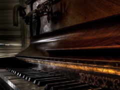 музыка, piano, музыкальные