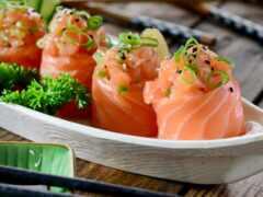 fish, японская, kitchen