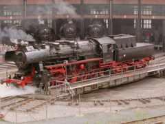 локомотив, паровозы, kriegslokomotiv