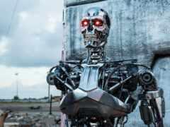 genesis, robot, терминатор