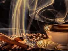 coffee, курс, магия