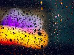 drop, дождь, water