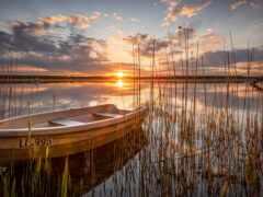 озеро, германия, ammersee