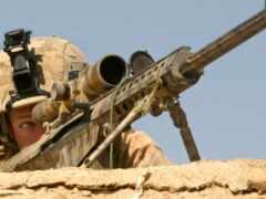 снайпер, военный