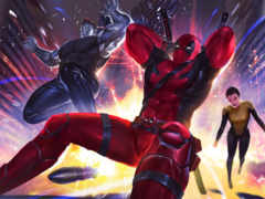 deadpool, colossus, movie