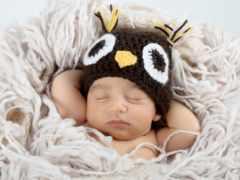 детки, маленькие, спят