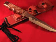 knife, hunting, flickr