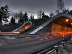 тоннели, туннель, мире