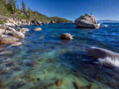 море, природа, озеро