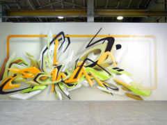 graffiti, european, art