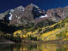 гора, природа, бардовый