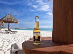 пиво, бутылка, холодное