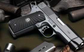 пистолет wilson combat Close Quarters Battle