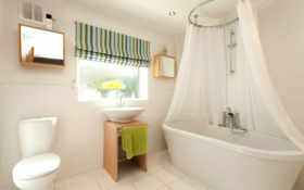 ванной, design, комнаты