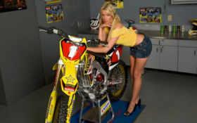 sexy, bike