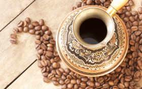 coffee, турка, зерна