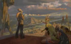 ацтеки, индейцы