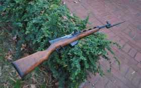 огнестрельное, пушка