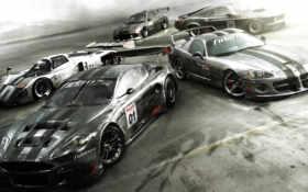 driver, race