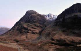 горы, широкоформатные