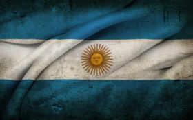 флаг, аргентина