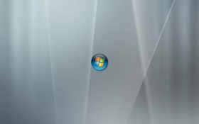 Windows logo grey Фон № 39276 разрешение 1920x1200