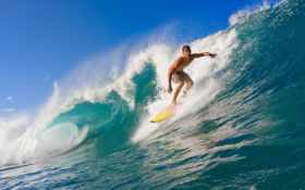 океан, спорт