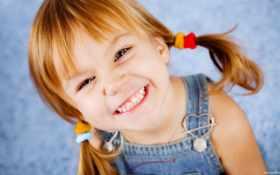 эти детские улыбки
