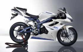 мотоцикл, triumph, daytona