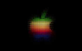 ipad, apple, logo