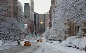 new, york Фон № 22456 разрешение 2560x1706