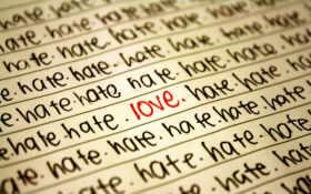 любовь, ненависть