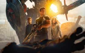 transformers, extinction, age Фон № 36274 разрешение 2560x1600
