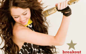 miley, cyrus, breakout