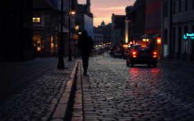 city, night Фон № 22450 разрешение 1920x1200
