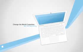 change the world cupertino