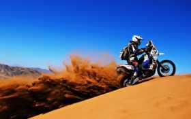 rally, dakar, мотоцикл Фон № 143314 разрешение 3840x2400
