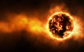 планета, температура