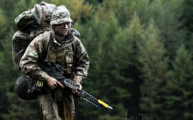 armed, forces, british