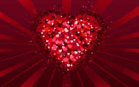 святого, валентина, днем Фон № 122259 разрешение 1920x1200