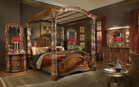 bedroom, size, furniture