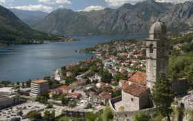 котор, montenegro, черногории