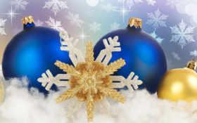 рождество, новый Фон № 13776 разрешение 1920x1200