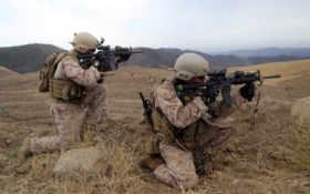 армия, солдаты, marine
