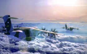 wallpaper, airbus